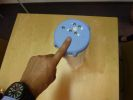 drug dispenser with fingerprint sensor